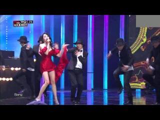 [PERF] Tiffany and Key Bang Bang ( MBC Gayo Dajeajun/131231)